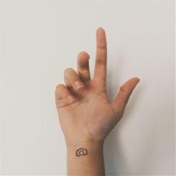 love photography contrast tattoo
