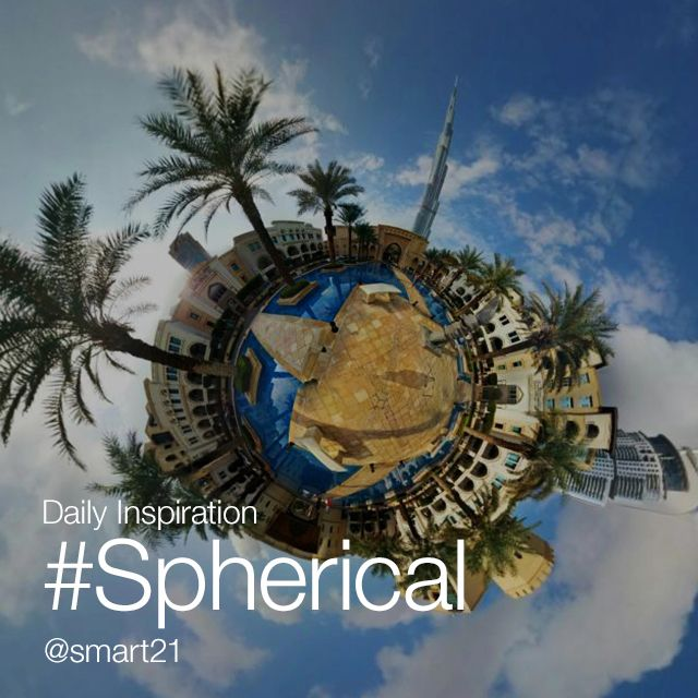 daily inspiration #spherical