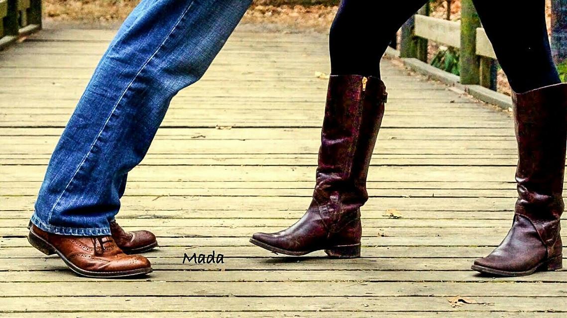 #cute #emotions #oldphoto #photography #people #beautiful #summer #love #couple #followme #legs #photoshoot #bridge #perspective