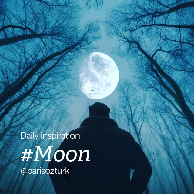 inspirational moon pictures