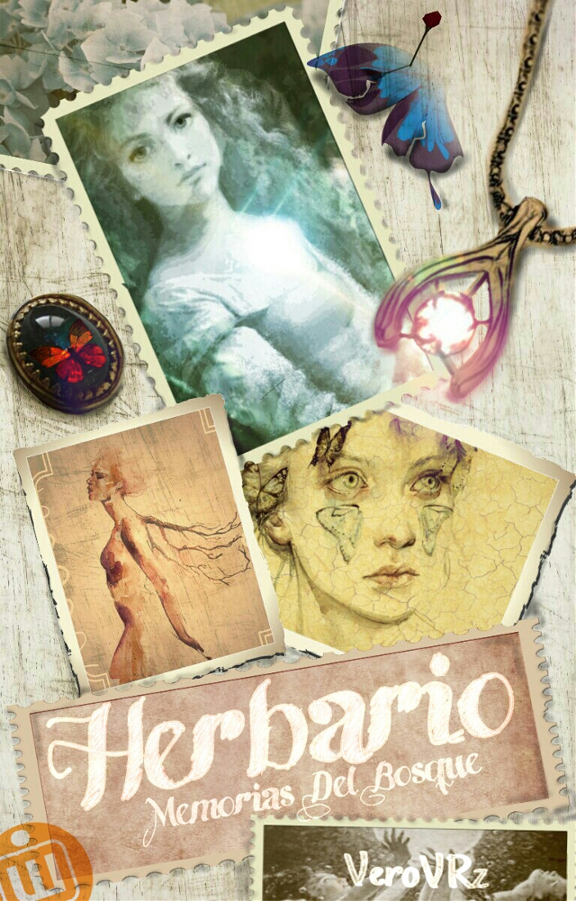#collage #colorful #emotions #flower #nature #oldphoto #sepia #vintage #HERBARIO #fantasy #WATTPAD