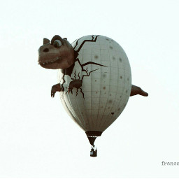 balloon photography travel minimalist