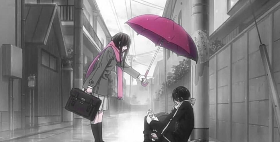 #anime #manga #noragami #noragamiaragato #otaku #animefan #animesad