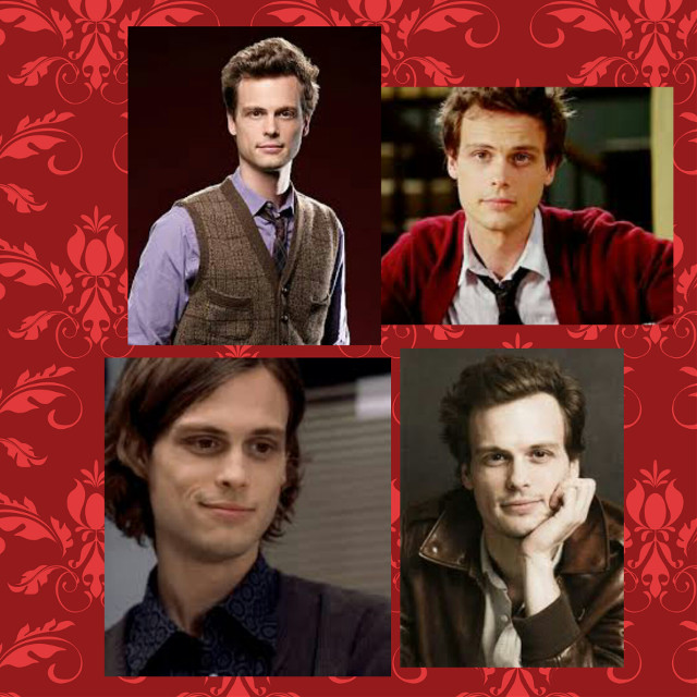 My MCM is Matthew Gray Gubler aka Dr Spencer Reed!