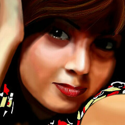 drawing painting people portrait createdbyme