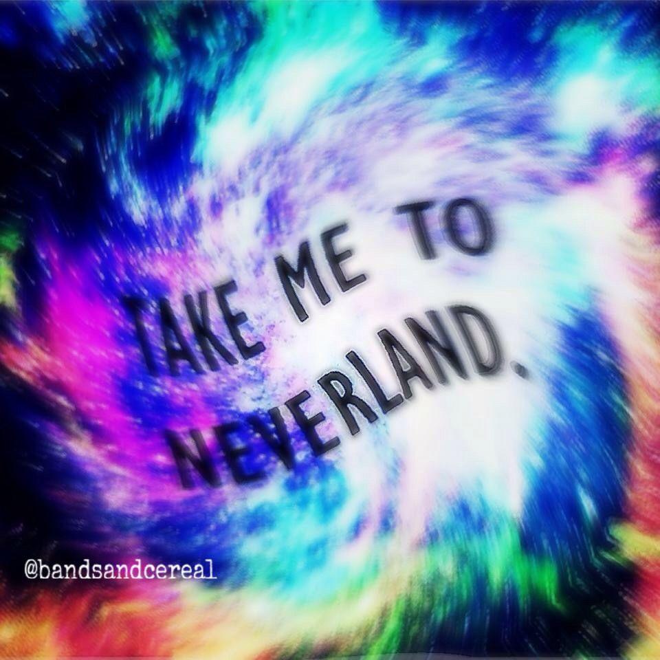 Trippy Aesthetic Tumblr Neverland