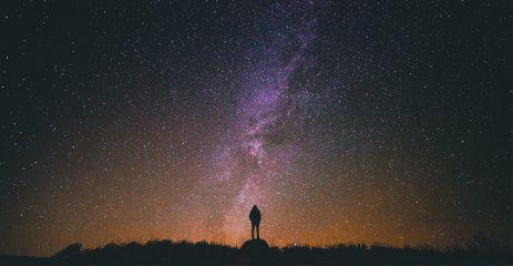 freetoedit sky stars people nature